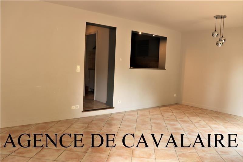 Vente appartement Cavalaire sur mer 370000€ - Photo 1