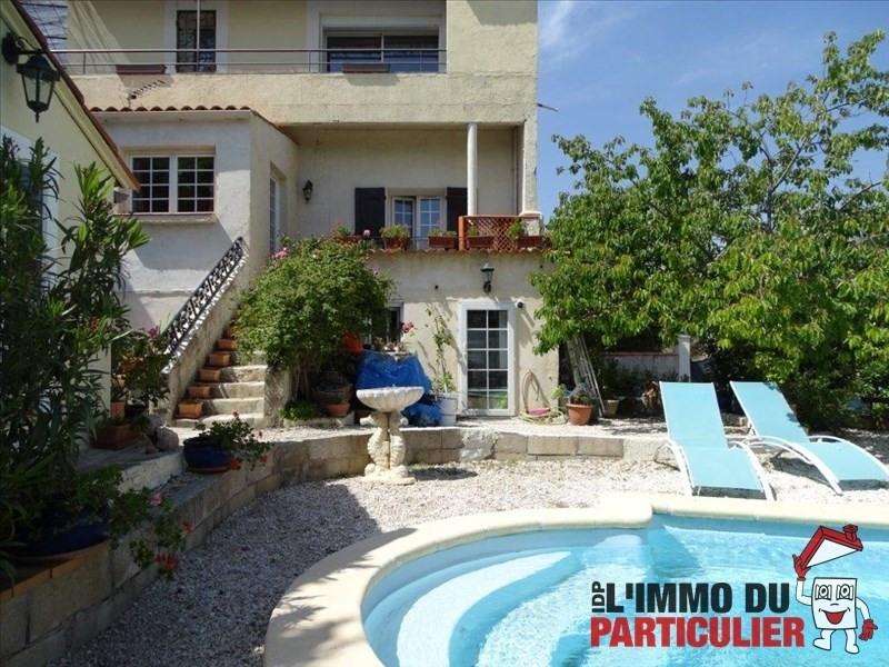 Vente maison / villa Les pennes mirabeau 380000€ - Photo 1