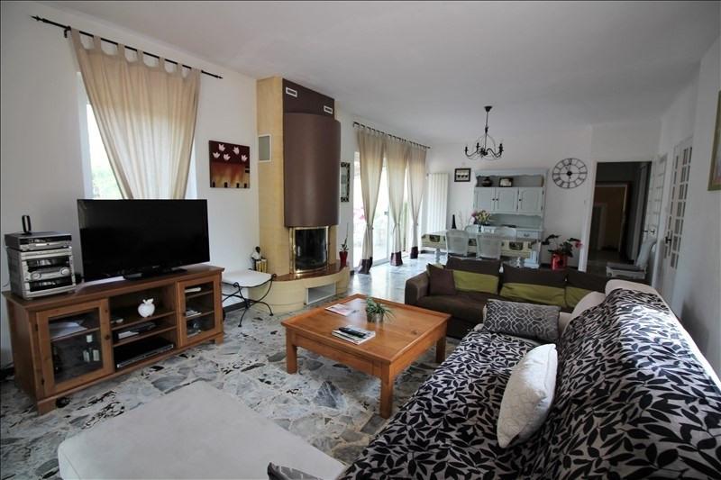Vente maison / villa Mornas 410000€ - Photo 2