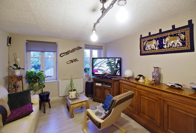 Verkoop  appartement Scy chazelles 112000€ - Foto 1