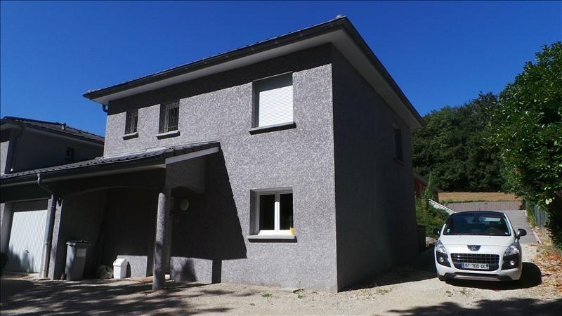 Vente maison / villa Villieu loyes mollon 210000€ - Photo 1