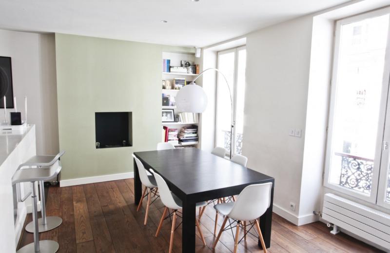 Vente de prestige appartement Paris 10ème 1090000€ - Photo 1