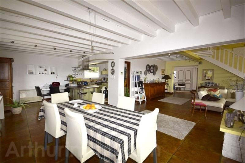 Sale house / villa Bellegarde poussieu 368000€ - Picture 2