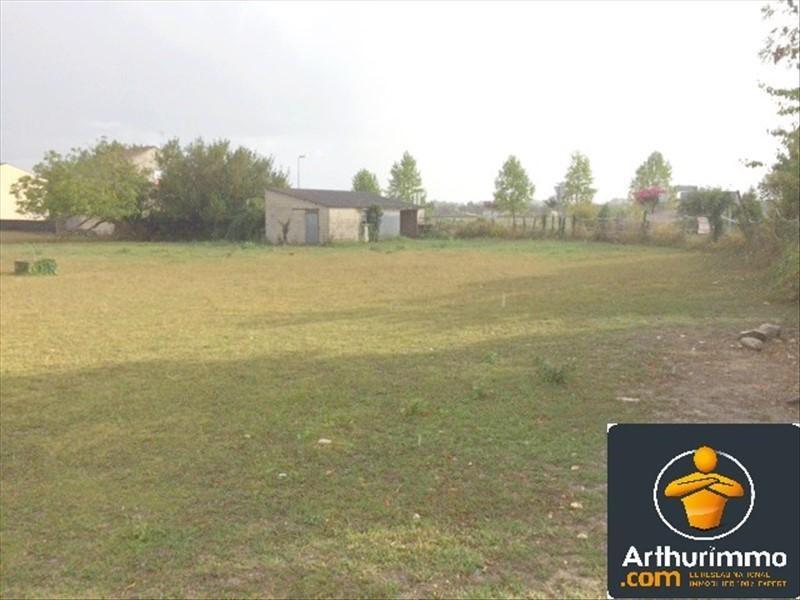 Vente terrain Matha 39458€ - Photo 2