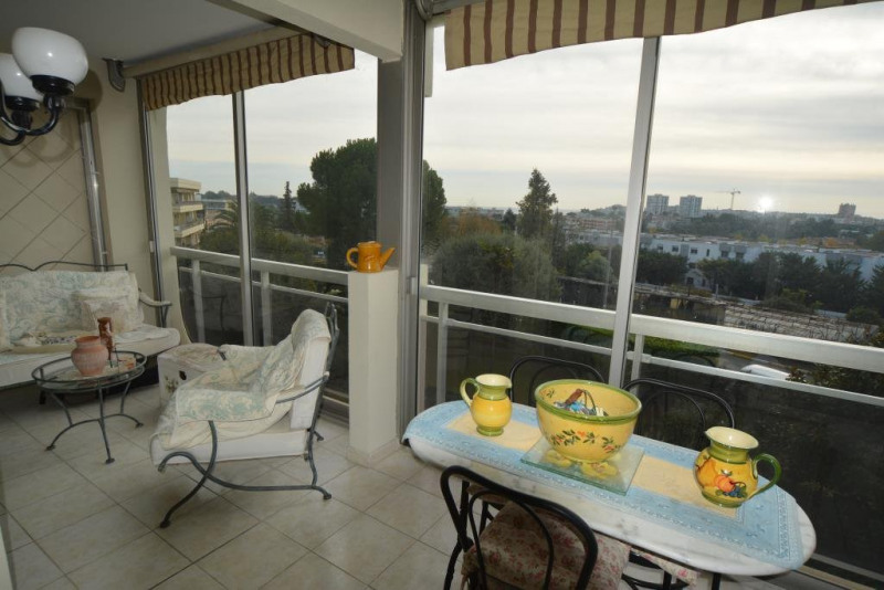 Sale apartment Antibes 283 000€ - Picture 2