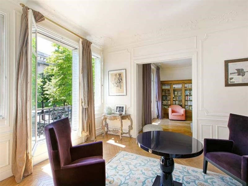 Revenda residencial de prestígio apartamento Paris 16ème 4200000€ - Fotografia 8