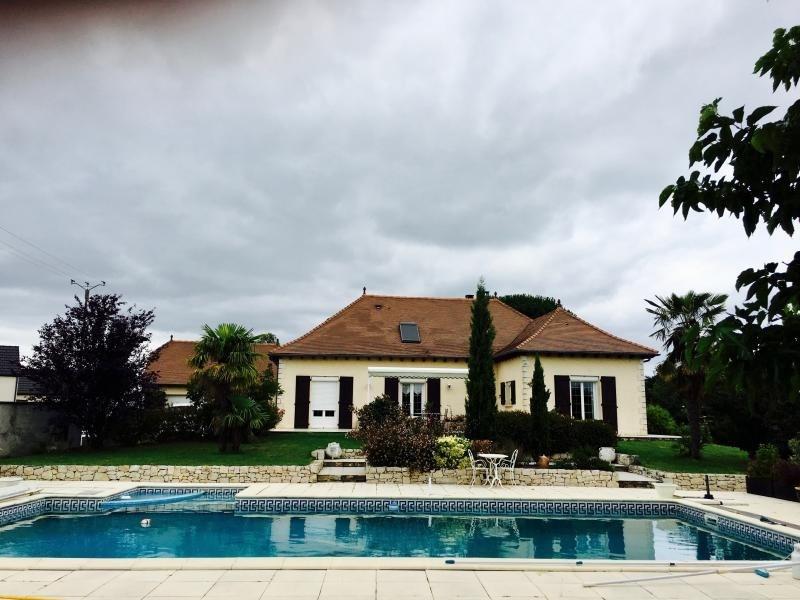 Sale house / villa Brive la gaillarde 332000€ - Picture 1
