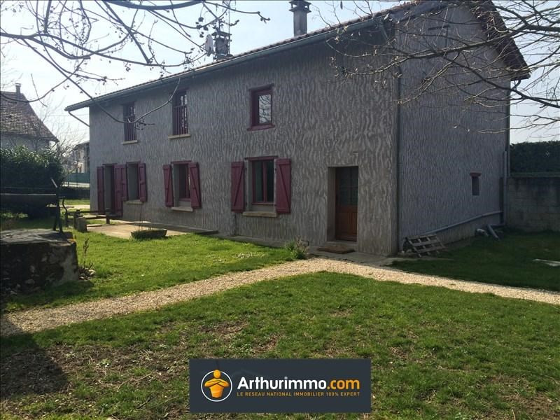 Location maison / villa St sorlin de morestel 686€ CC - Photo 1