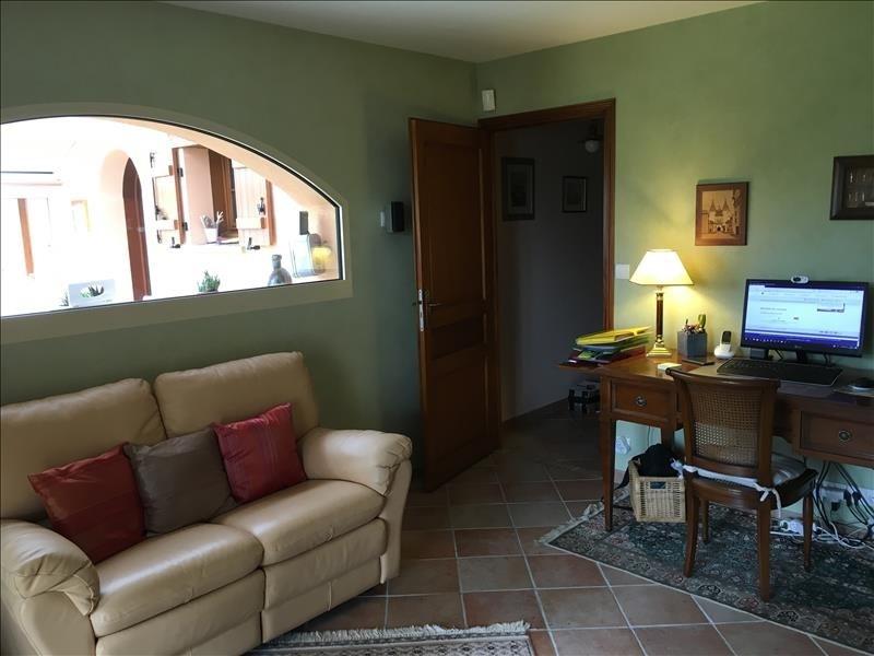 Vente maison / villa Proche sens 395000€ - Photo 6