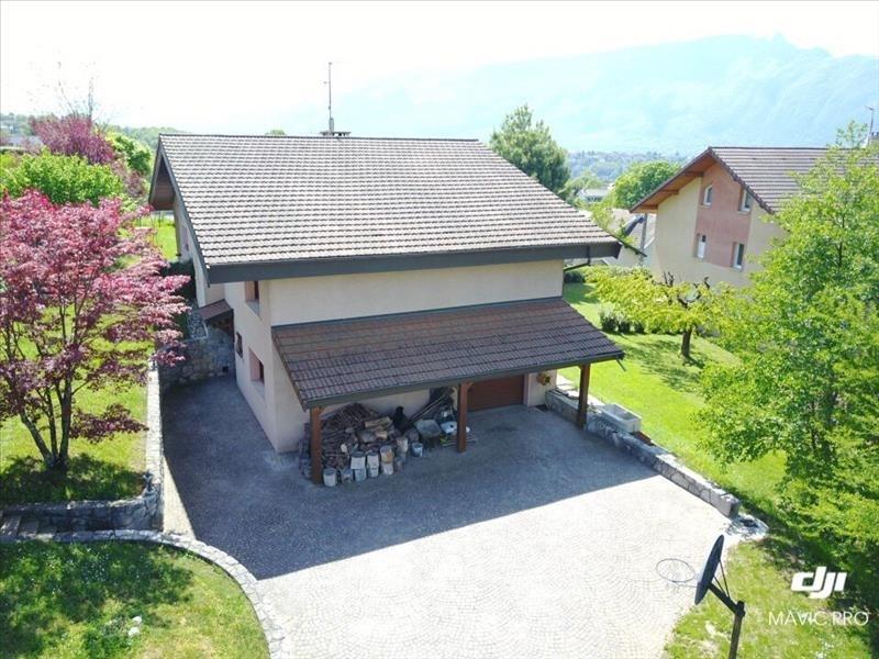 Vente maison / villa Aix les bains 550000€ - Photo 3