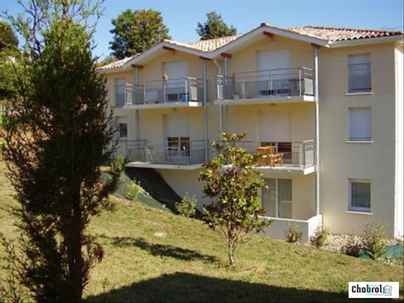 Vente de prestige appartement Moissac 58500€ - Photo 2
