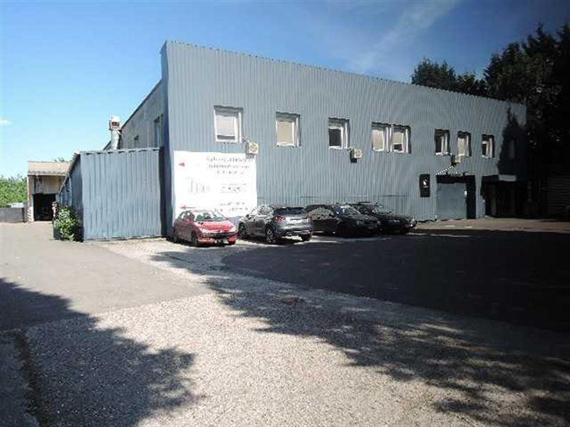 Location Local d'activités / Entrepôt Ozoir-la-Ferrière 0