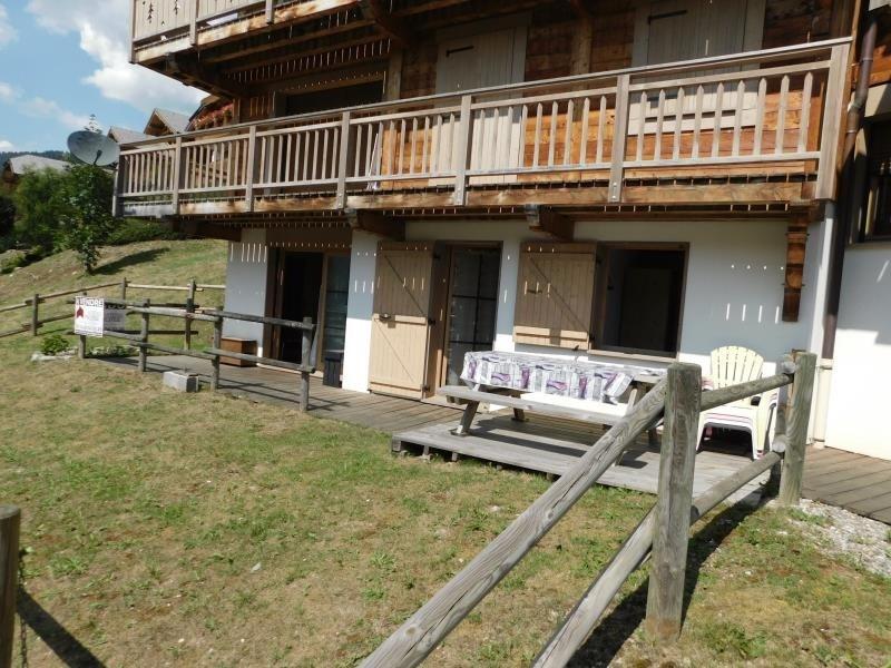 Verkoop  appartement Morzine 420000€ - Foto 3