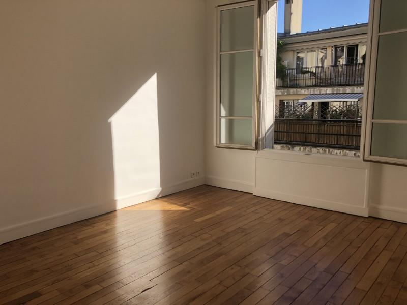 Rental apartment Paris 15ème 1240€ CC - Picture 1