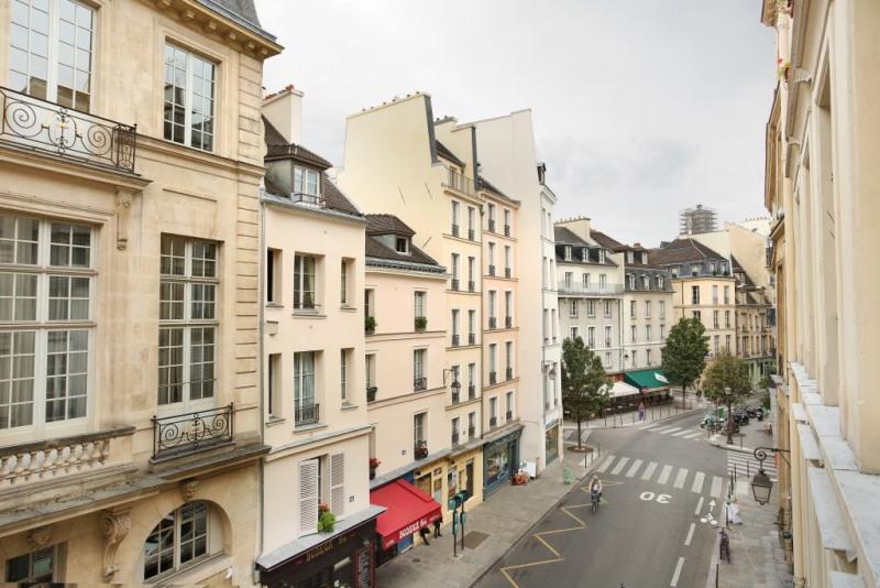 Vente de prestige appartement Paris 4ème 535000€ - Photo 12