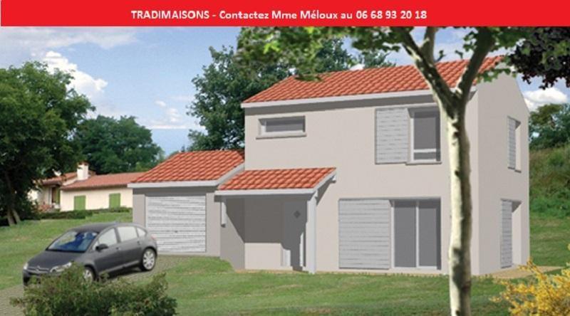 Maison  4 pièces + Terrain 348 m² Mezel (63115) par TRADIMAISONS