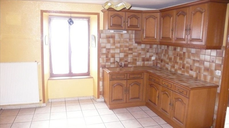 Vente maison / villa La chapelle agnon 99 000€ - Photo 4