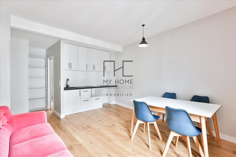 Venta  apartamento Paris 18ème 437800€ - Fotografía 3