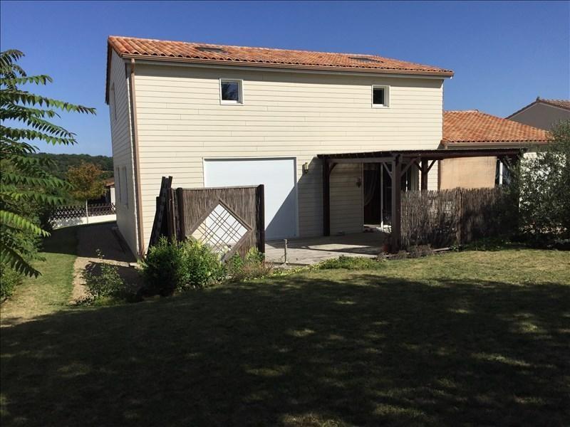 Vente maison / villa Marcay 204000€ -  2