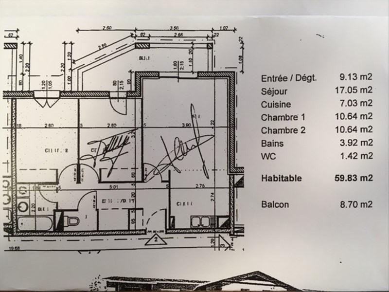 Vente appartement Langon 89200€ - Photo 1