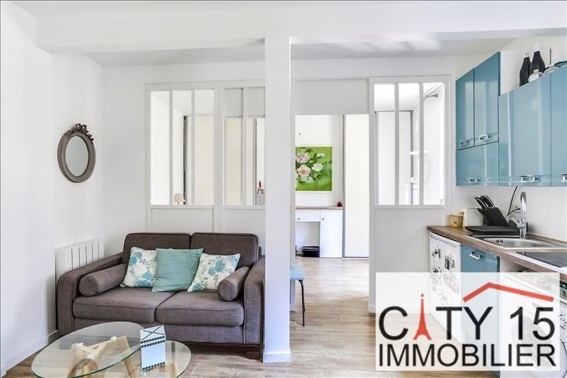 Verkoop  appartement Paris 15ème 257000€ - Foto 1