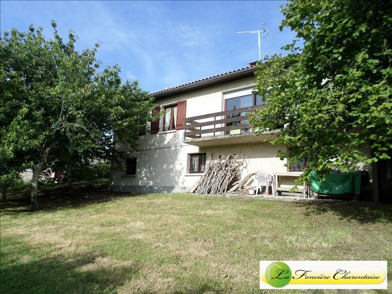 Vente maison / villa Dignac 139100€ - Photo 2