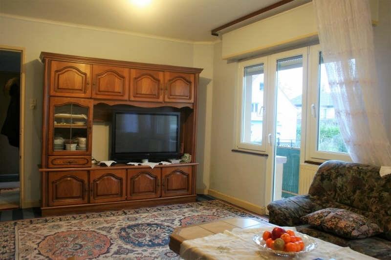 Vente appartement Saverne 116000€ - Photo 2