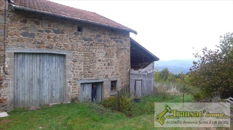 Vente maison / villa La chapelle agnon 97650€ - Photo 7