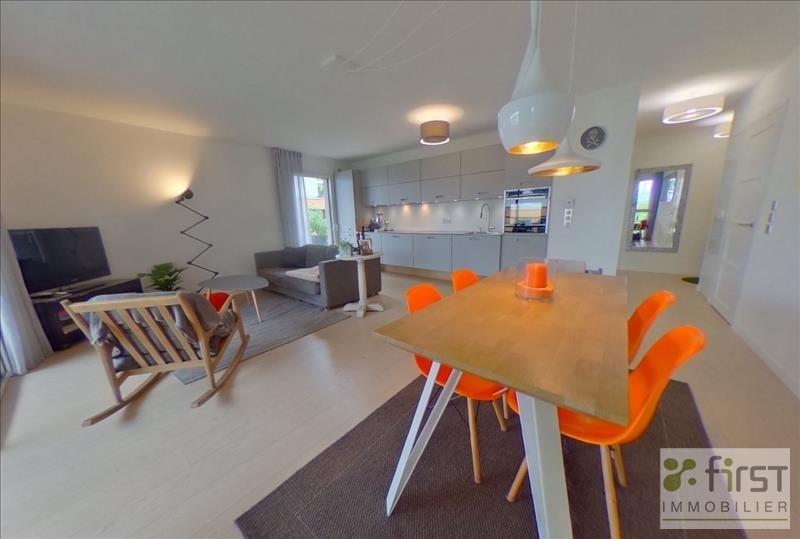Sale apartment Annecy le vieux 545000€ - Picture 1