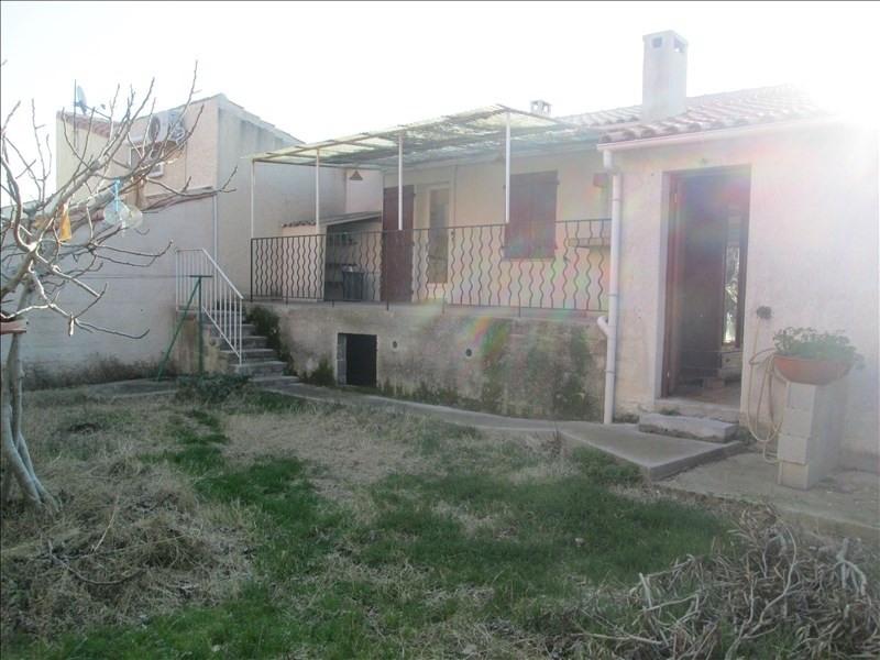 Vente maison / villa Frontignan 227000€ - Photo 1