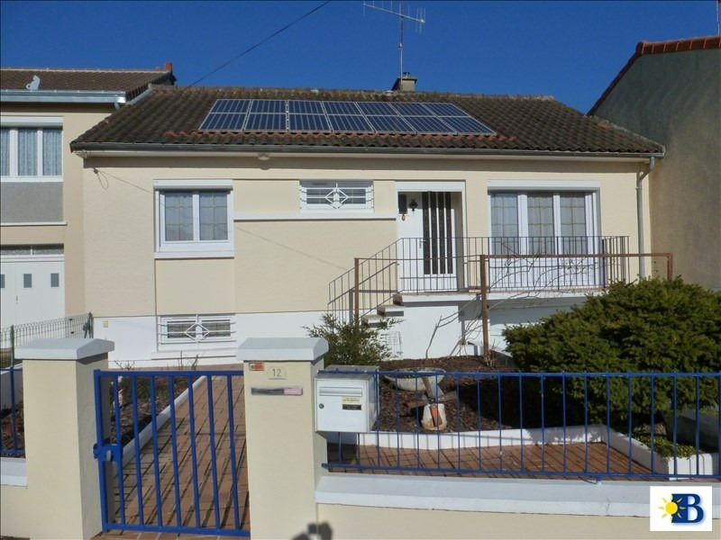 Vente maison / villa Naintre 127 200€ - Photo 1