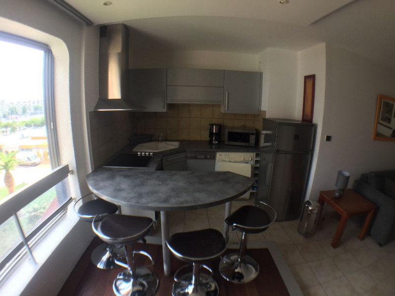 Location vacances appartement Carnon plage 520€ - Photo 4