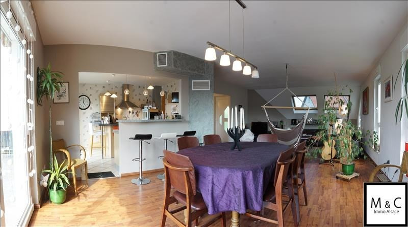 Deluxe sale house / villa Lauterbourg 359000€ - Picture 5