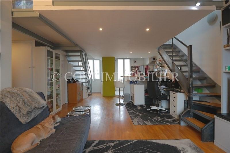 Venta  apartamento Asnieres sur seine 339000€ - Fotografía 1
