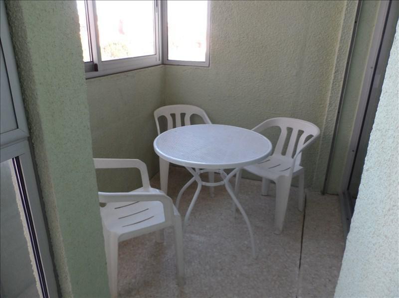 Verkoop  appartement Le barcares 69000€ - Foto 4