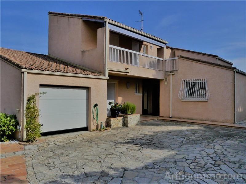 Deluxe sale house / villa St georges d orques 597000€ - Picture 1