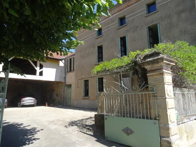 Vente maison / villa Charmes-sur-l'herbasse 265000€ - Photo 1