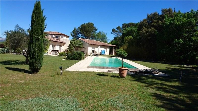Immobile residenziali di prestigio casa Carpentras 698000€ - Fotografia 1