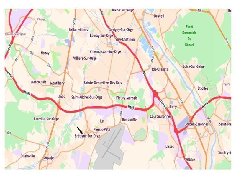 Location Local d'activités / Entrepôt Brétigny-sur-Orge 0