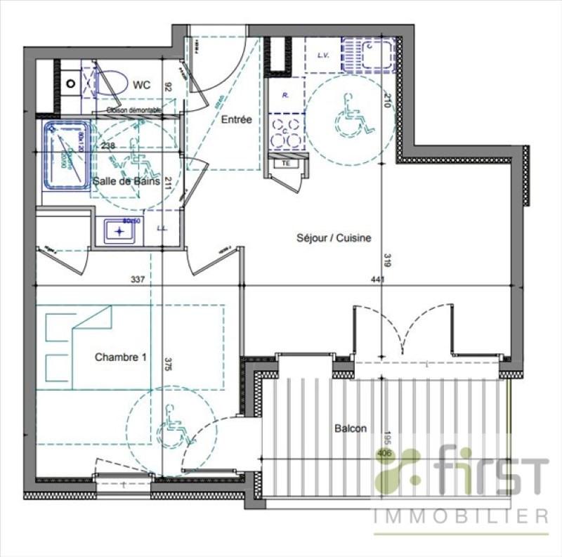 Venta  apartamento Annemasse 186000€ - Fotografía 2