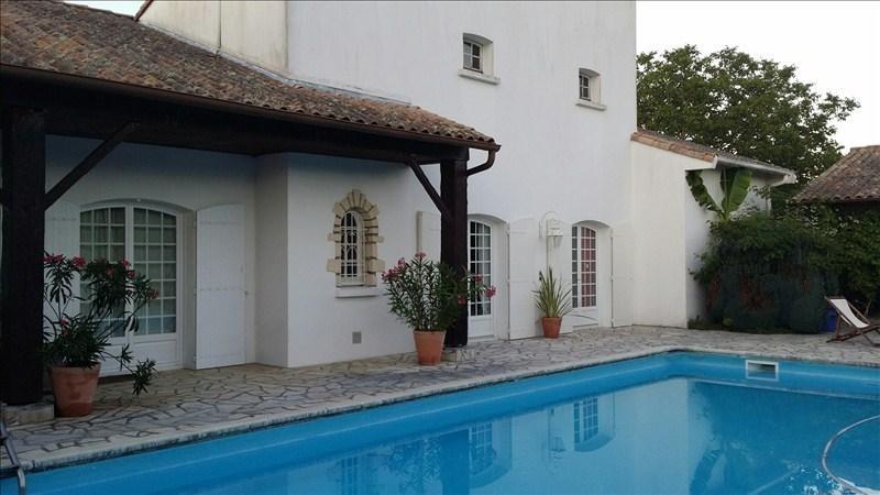 Deluxe sale house / villa Saint sulpice de royan 556500€ - Picture 1
