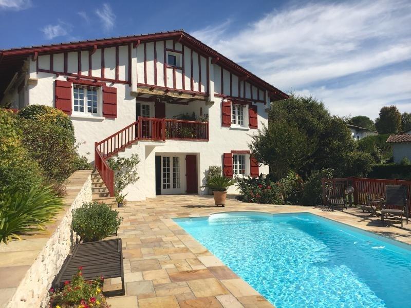 Vente de prestige maison / villa Ascain 848000€ - Photo 1