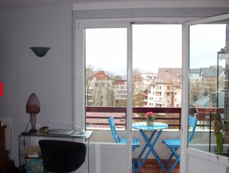 Vente appartement Cran gevrier 305000€ - Photo 1