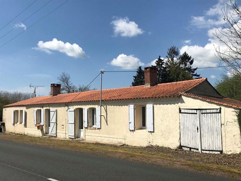 Vente maison / villa Le girouard 147500€ - Photo 1