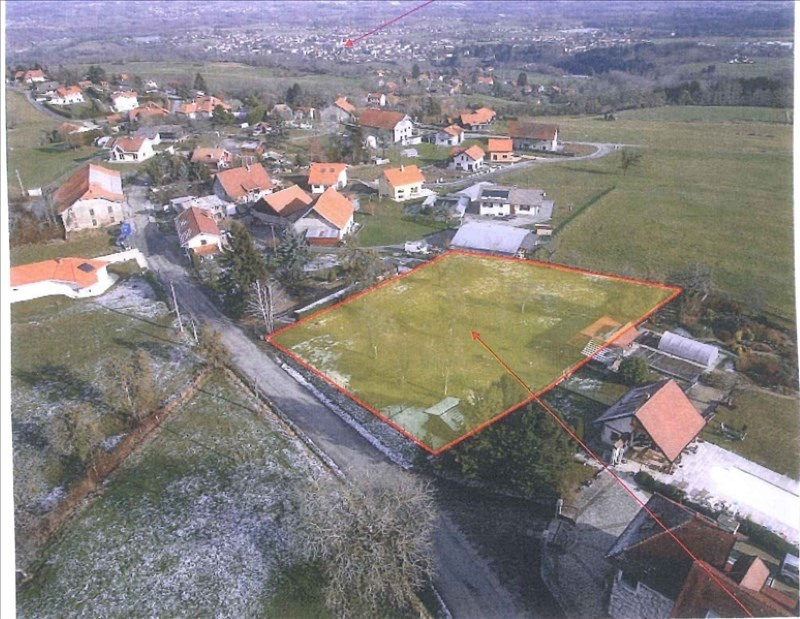 Vente terrain Reignier-esery 240000€ - Photo 3