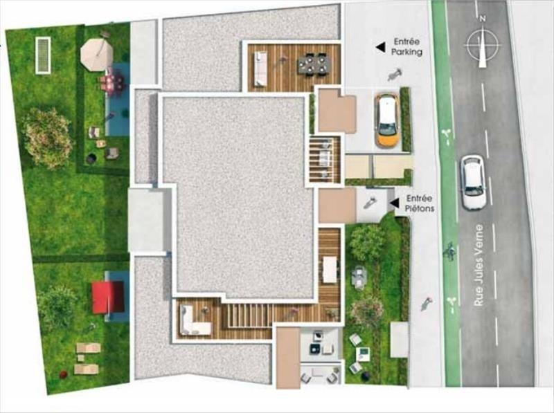 Vente appartement Toulouse 212000€ - Photo 4