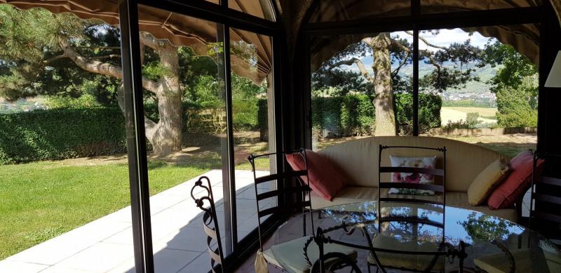 Sale house / villa Reventin vaugris 520000€ - Picture 7