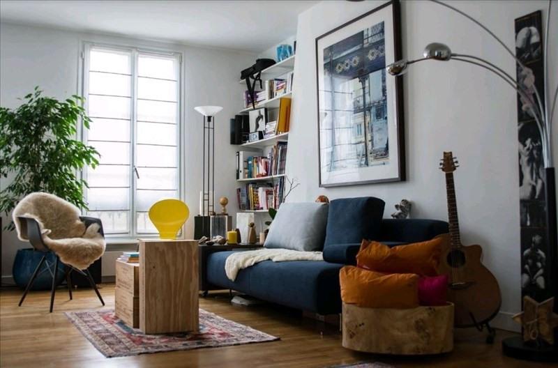 Sale apartment Paris 5ème 628000€ - Picture 4