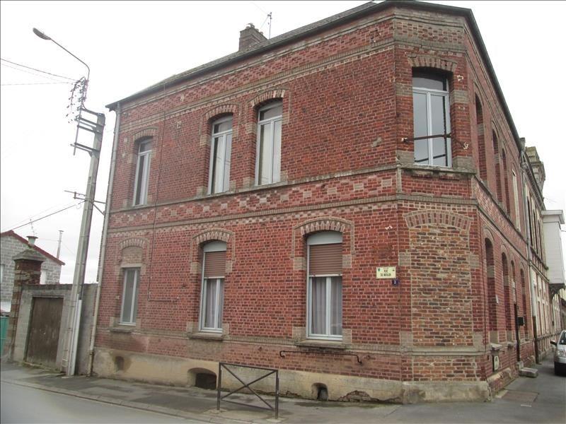 Vente maison / villa Lecluse 99500€ - Photo 1