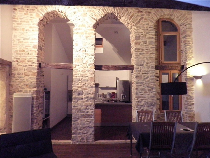 Sale apartment Cremieu 155 000€ - Picture 1